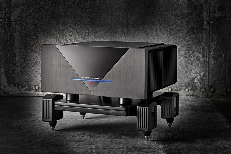 Gryphon Audio Design trình làng bộ kệ máy hi-end StandArt, ứng dụng nhiều vật liệu tiên tiến