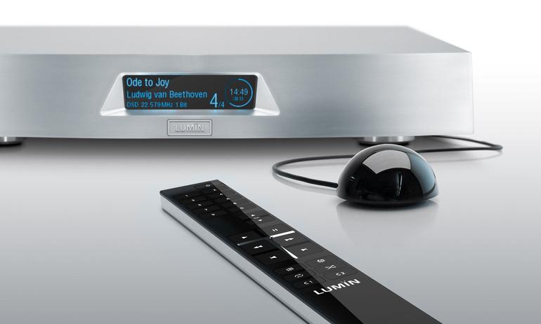 Lumin ra mắt bộ remote dành cho các thiết bị ứng dụng Leedh Processing