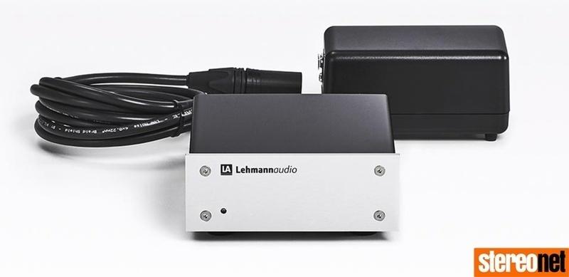 Lehmannaudio trình làng phono stage Black Cube II, thiết kế và sử dụng đơn giản