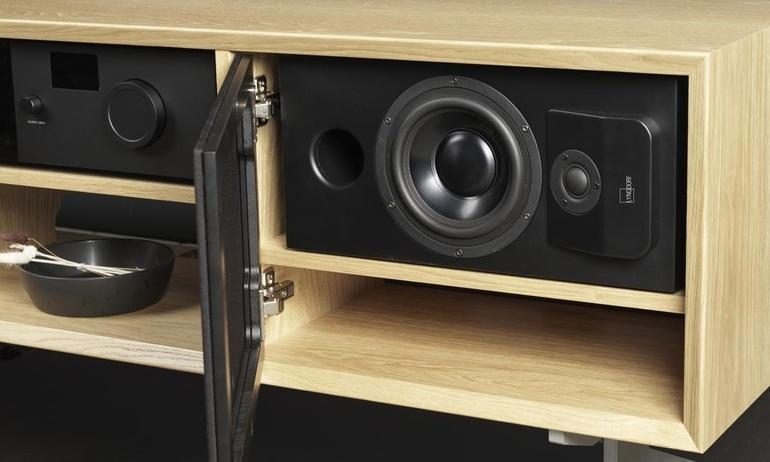 Lyngdorf Audio giới thiệu mẫu loa
