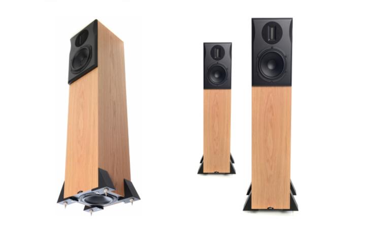 Neat Acoustics giới thiệu loa cột Orkestra, sở hữu cấu trúc phức tạp