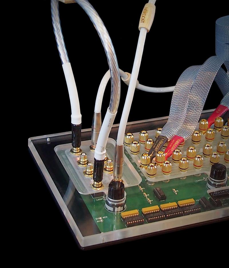 Chuyên gia Nordost nói về tầm quan trọng của việc chạy rà dây cáp âm thanh