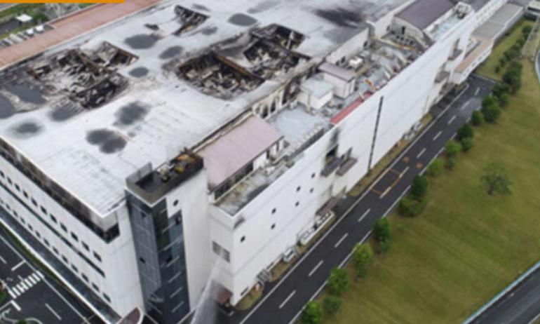Nhà máy AKM tại Nhật cháy lớn, thiệt hại nhiều dòng chip cao cấp