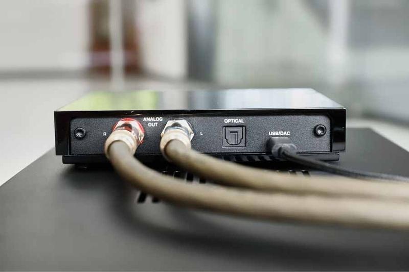 Shanling Audio BA1: Bộ thu sóng Bluetooth, kiêm DAC giải mã và headamp
