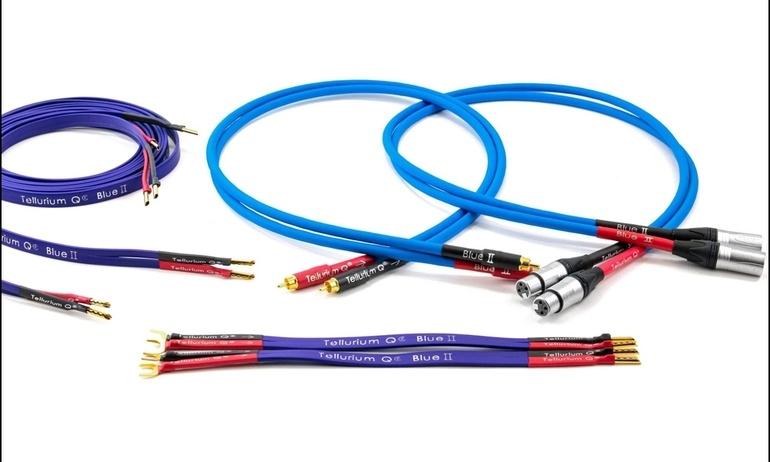 Tellurium Q giới thiệu loạt dây dẫn chất lượng cao Blue II