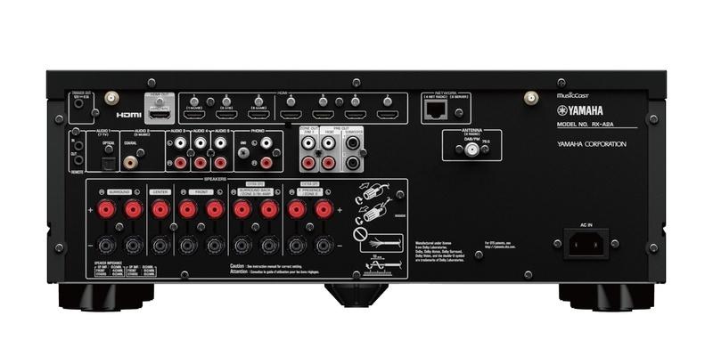 Yamaha ra mắt AV receiver RX-A2A, đối tác lý tưởng của PS5 và XBox Series X