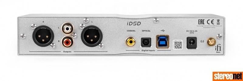 iFi Audio trình làng DAC/Headamp Neo iDSD thiết kế linh hoạt, hiệu năng mạnh mẽ
