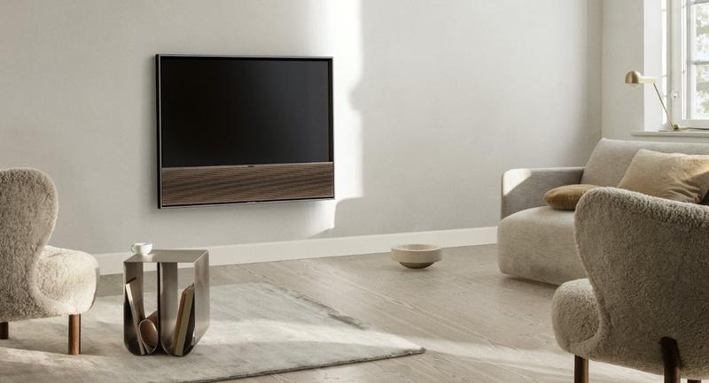 Beovision Contour: TV OLED 48 inch đầu tiên của B&O, tích hợp sẵn soundbar cao cấp