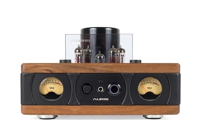 Auris Audio HA-2SF: Chiếc headamp đèn cao cấp dành cho tai nghe hi-end