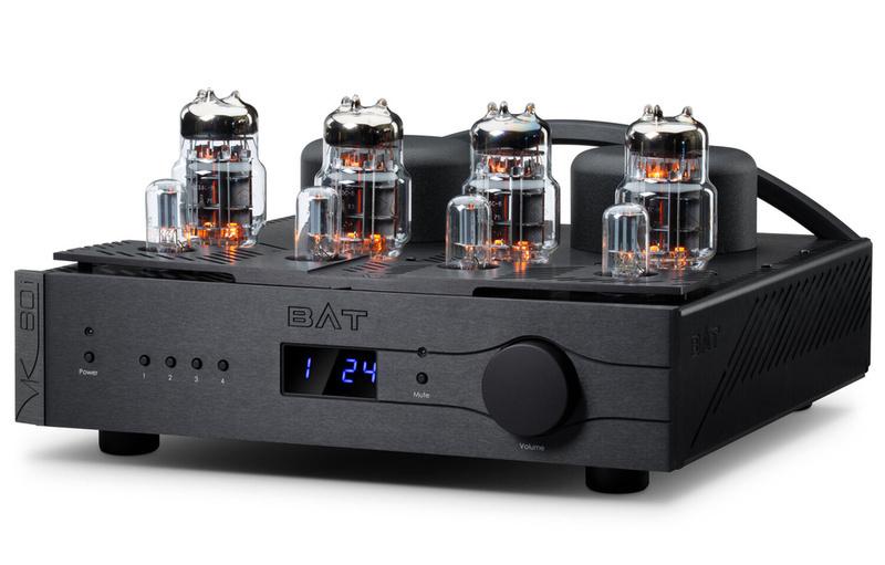 Balanced Audio Technology ra mắt ampli đèn tích hợp VK-80i, chạy bóng 6C33C-B