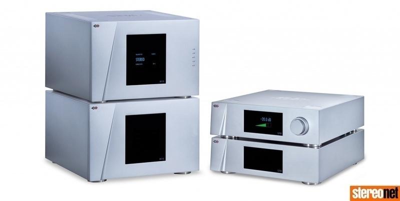 CH Precision trình làng loạt thiết bị hi-end đầu bảng 10 Series