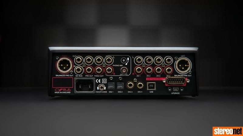 Cyrus trình làng dòng sản phẩm đầu bảng XR Series với 6 model mới