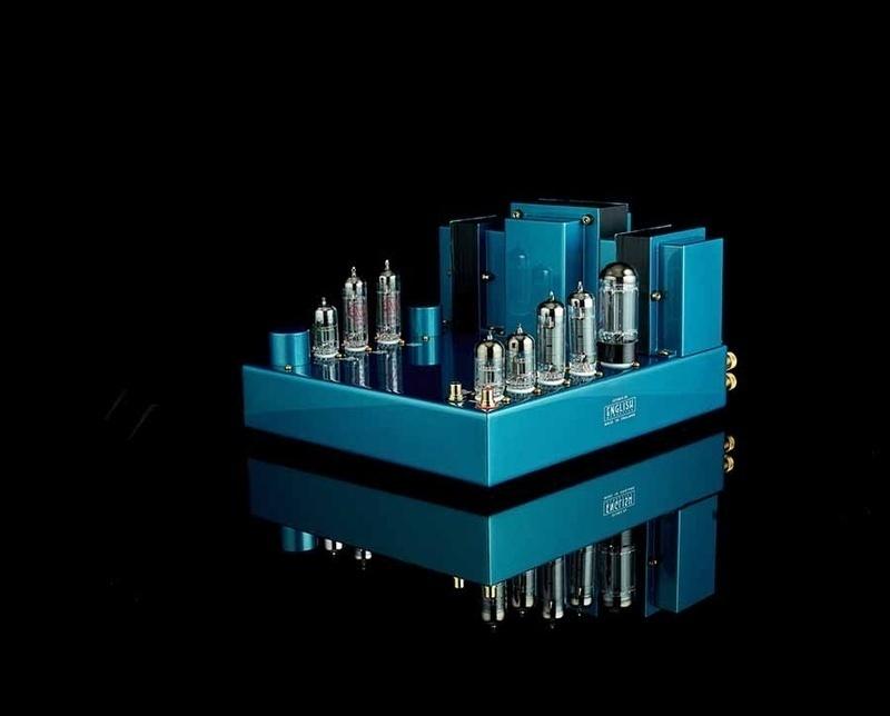 English Acoustics giới thiệu ampli đèn Stereo 21c