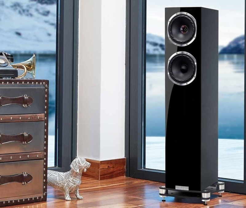 Fyne Audio giới thiệu đôi loa hi-end phiên bản đặc biệt F501SP Special Production