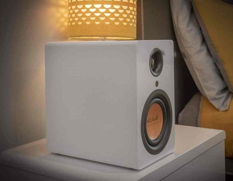 Mitchell Acoustics tung ra bộ loa không dây nhỏ gọn uStream One