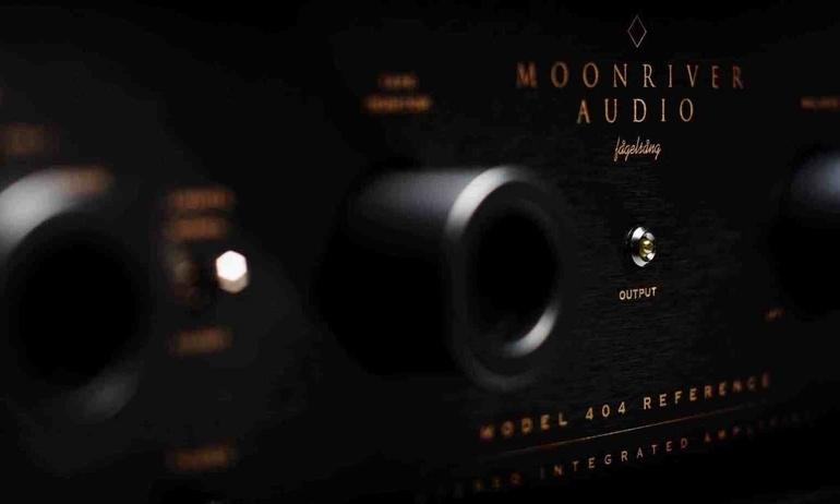 Moonriver Audio trình làng ampli tích hợp 404 Reference, giá lên tới 126 triệu đồng