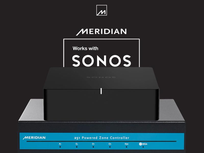 Meridian cập nhật chứng chỉ