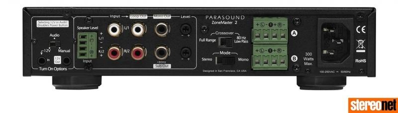 Parasound trình làng 3 mẫu ampli đa vùng ZoneMaster mới: ZM 2, ZM 4 và ZM 12
