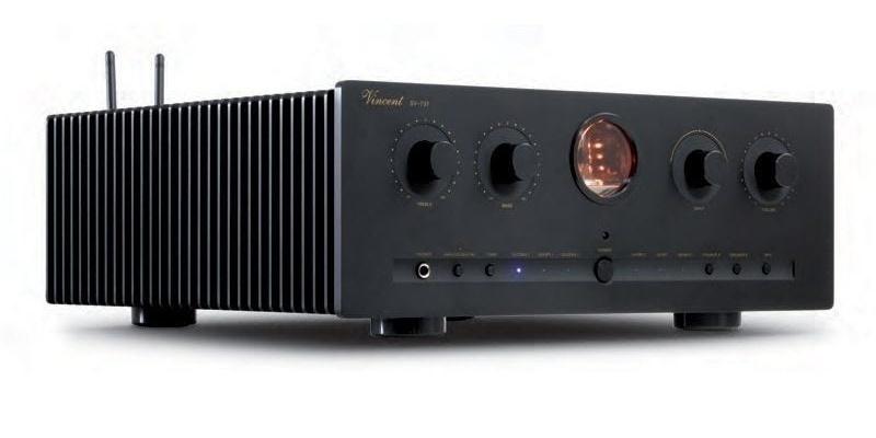 Vincent Audio giới thiệu chiếc ampli tích hợp mạch lai đèn SV-737, trang bị DAC giải mã