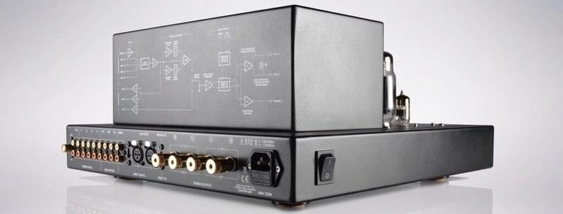 Audio Hungary trình làng ampli tích hợp cao cấp Qualiton X200