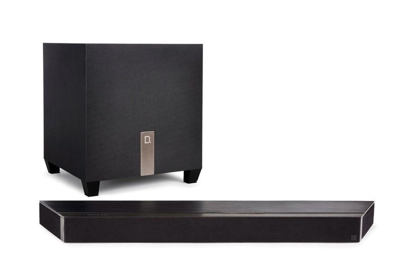 Definitive Technology ra mắt Studio 3D Mini: Loa soundbar nhỏ gọn, hỗ trợ Dolby Atmos
