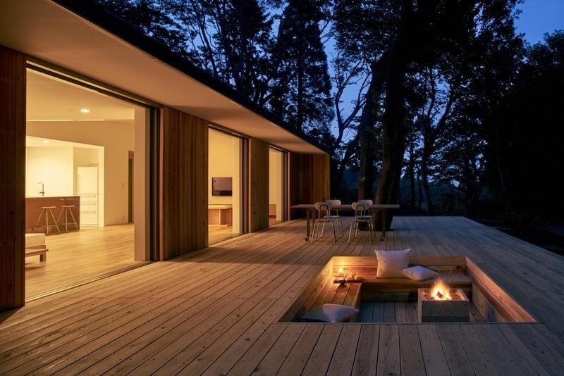 Nhà lắp ghép Muji Yō no Ie House: Lối sống bền vững và tối giản giữa thiên nhiên hoang sơ