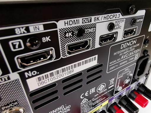 Sound United công bố giải pháp khắc vụ lỗi hỗ trợ 4K/120Hz của AV Receiver Denon, Marantz