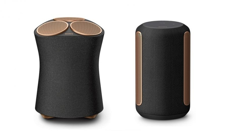 Sony ra mắt bộ đôi loa không dây SRS-RA5000 và SRS-RA3000