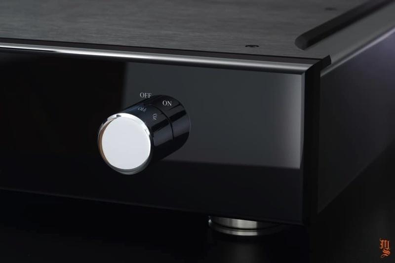 Tidal Audio hé lộ mẫu ampli công suất mới mang tên Intra