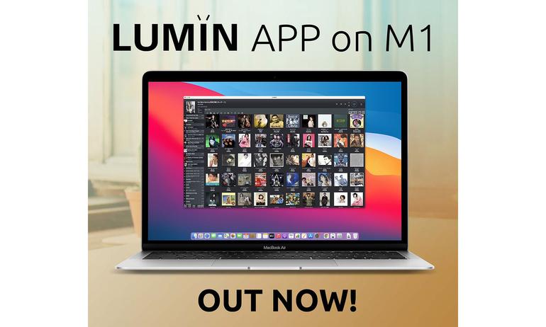 Ứng dụng điều khiển của LUMIN nay đã có trên Macbook M1