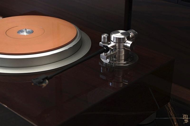 Torqueo Audio mở bán bộ mâm đĩa than hi-end Exclusive P 10 Limited Edition