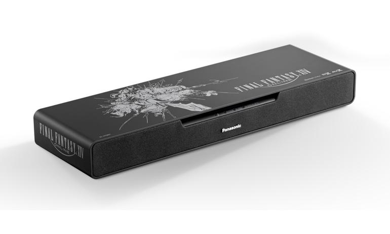 [CES 2021] Panasonic hé lộ loa soundbar Dolby Atmos phiên bản Final Fantasy dành cho game thủ