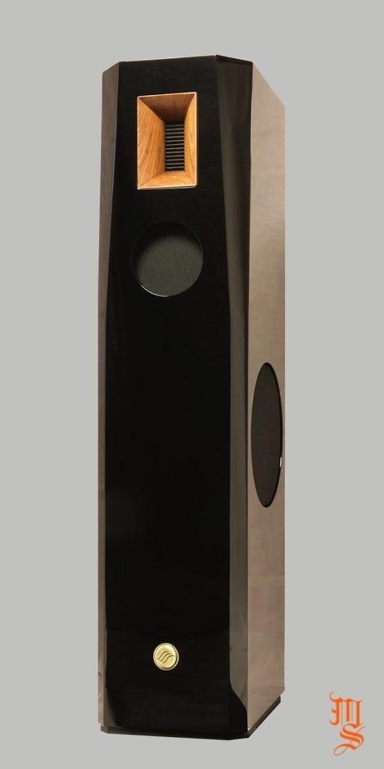 Soundspace Systems ra mắt loa cột mới mang tên Robin