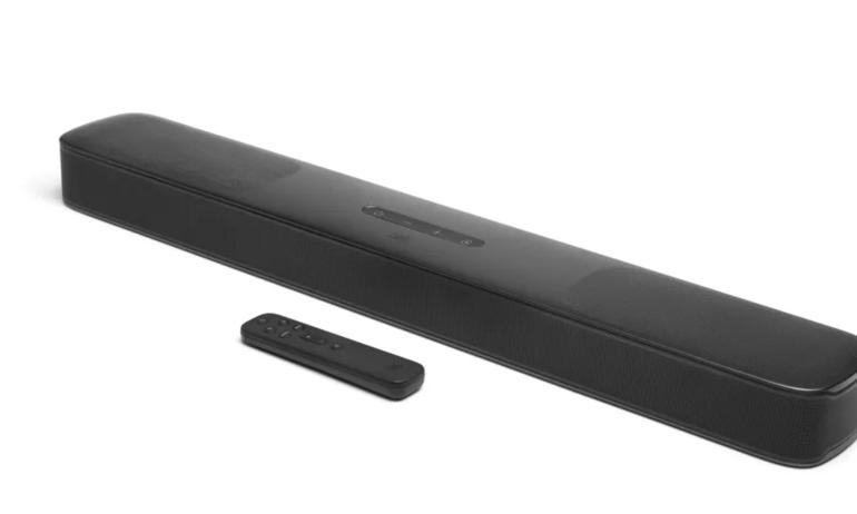 [CES 2021] JBL ra mắt Bar 5.0 MultiBeam: Loa soundbar nhỏ gọn tích hợp Virtual Dolby Atmos