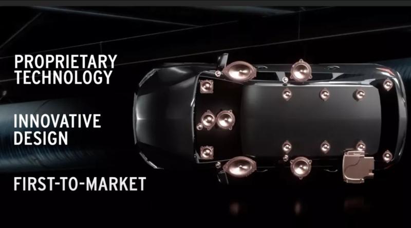 [CES 2021] Panasonic và Klipsch hợp tác sản xuất hệ thống âm thanh Dolby Atmos Music cho xe hơi