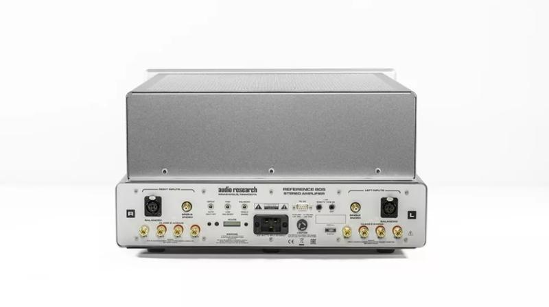 Audio Research giới thiệu dòng ampli công suất đầu bảng Reference 80S