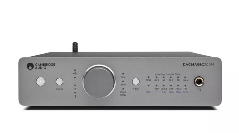 Cambridge Audio ra mắt DAC kiêm headamp đầu bảng DacMagic 200M
