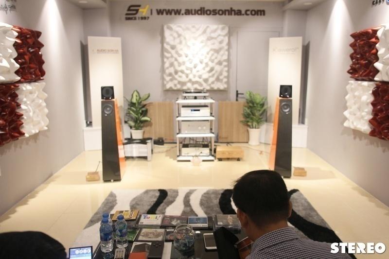 Ghé thăm phòng nghe hi-end mới tại Audio Sơn Hà