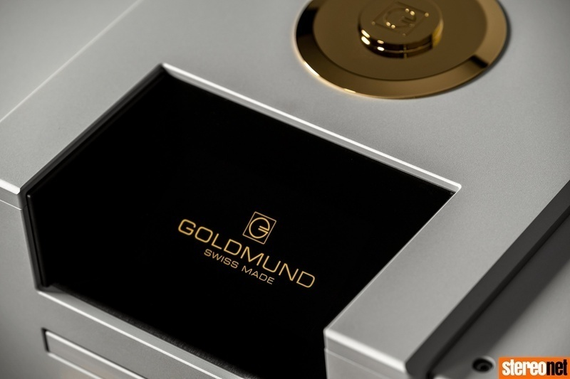 Goldmund phát hành đầu đọc SACD Eidos Reference