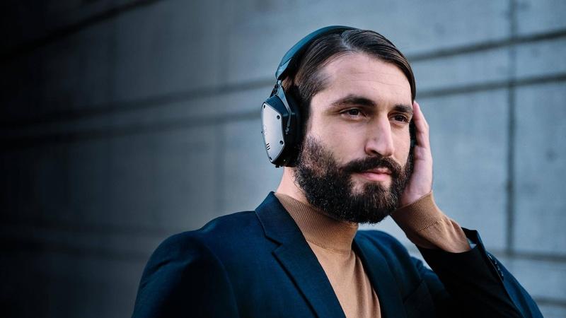 [CES 2021] V-Moda ra mắt phiên bản không dây kèm ANC của tai nghe M-200