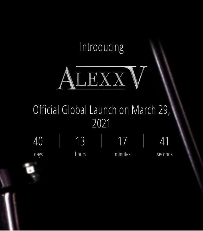 Wilson Audio chuẩn bị ra mắt loa cột Alexx V