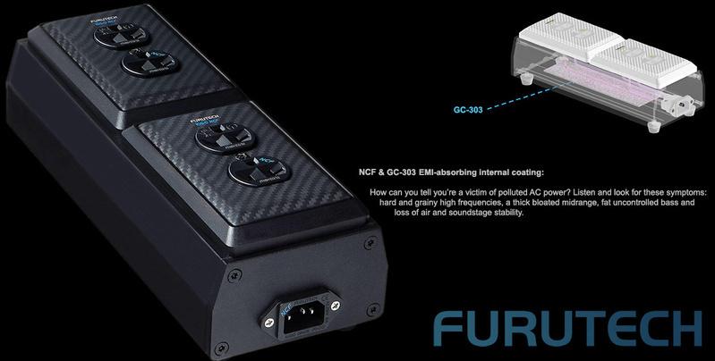 Furutech ra mắt phiên bản mở rộng của ổ cắm GTO-D2 NCF(R)