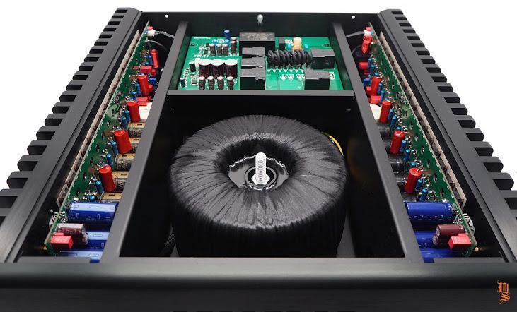 Denafrips giới thiệu ampli công suất