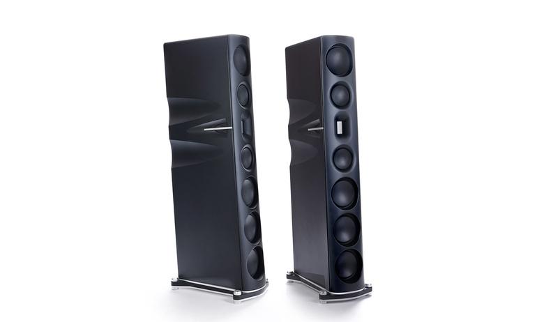 Borresen Acoustics hoàn thiện Z-series với loa cột Z5