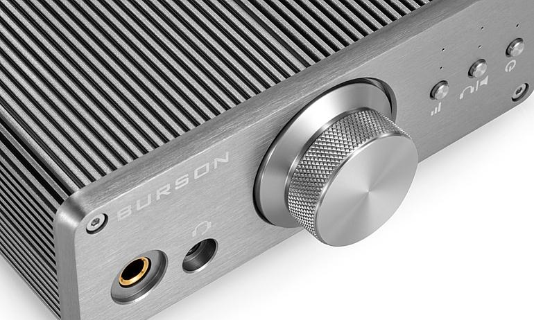 Burson Audio trình làng headamp Funk: Thiết kế nhỏ gọn, có thể dùng với loa PC