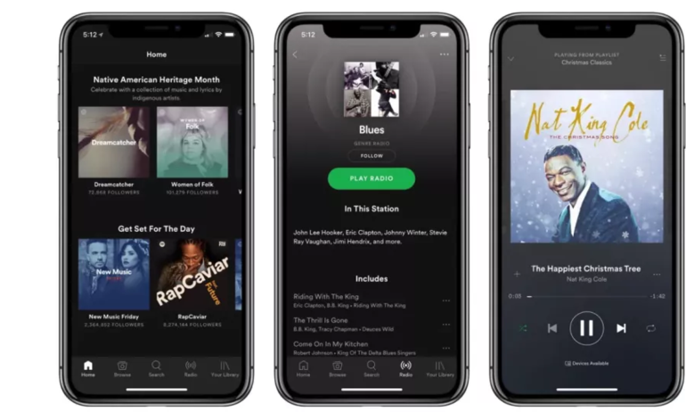iOS 14.5 sẽ cho phép người dùng thay đổi dịch vụ streaming nhạc mặc định