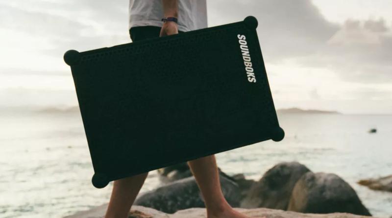 Soundboks 3: Chiếc loa di động có âm lượng lớn nhất trên thế giới