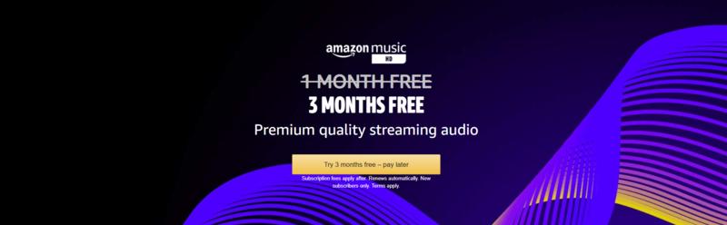Spotify và Amazon Music HD đồng loạt công bố hoạt động mới