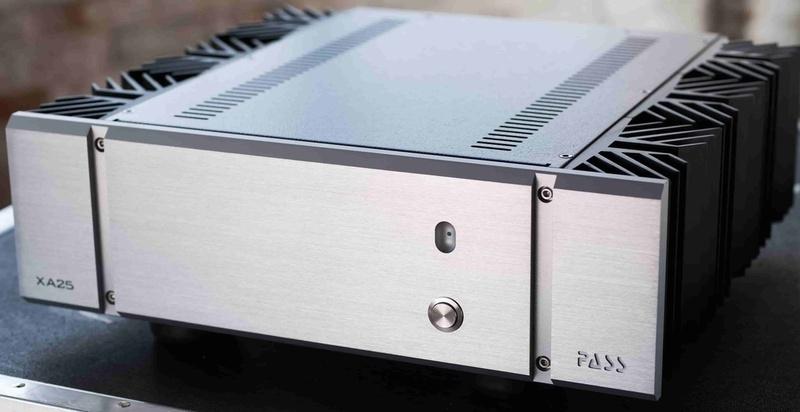 Pass Labs XA25: Ampli công suất dành cho người nhập môn hi-end