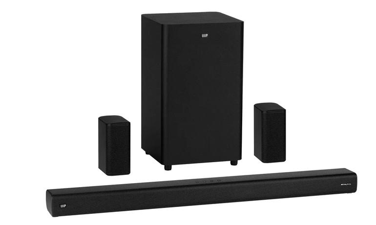 Monoprice giới thiệu loa soundbar Dolby Atmos giá rẻ SB-600
